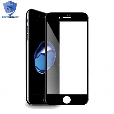 Heroshieldz iPhone 7 PLUS 3D Curved Edge Tempered Glass Screen Protect...